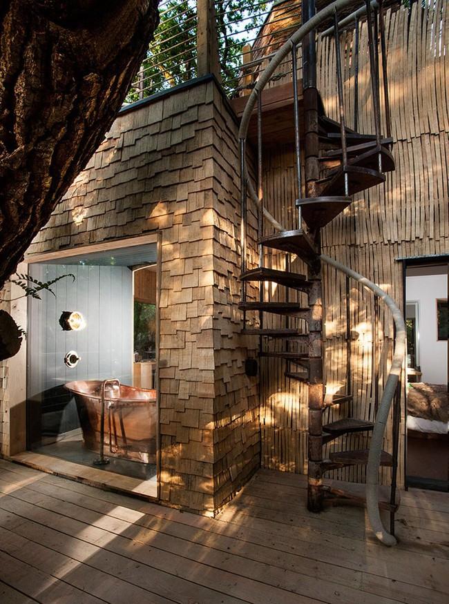 Bạn sẽ có một cuộc sống đáng mơ ước nếu như sở hữu ngôi nhà nhỏ này - Ảnh 5.