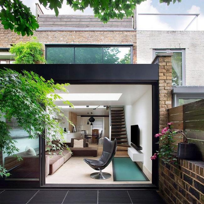 Ngôi nhà có thiết kế hoàn hảo dành cho các cô nàng độc thân - Ảnh 3.