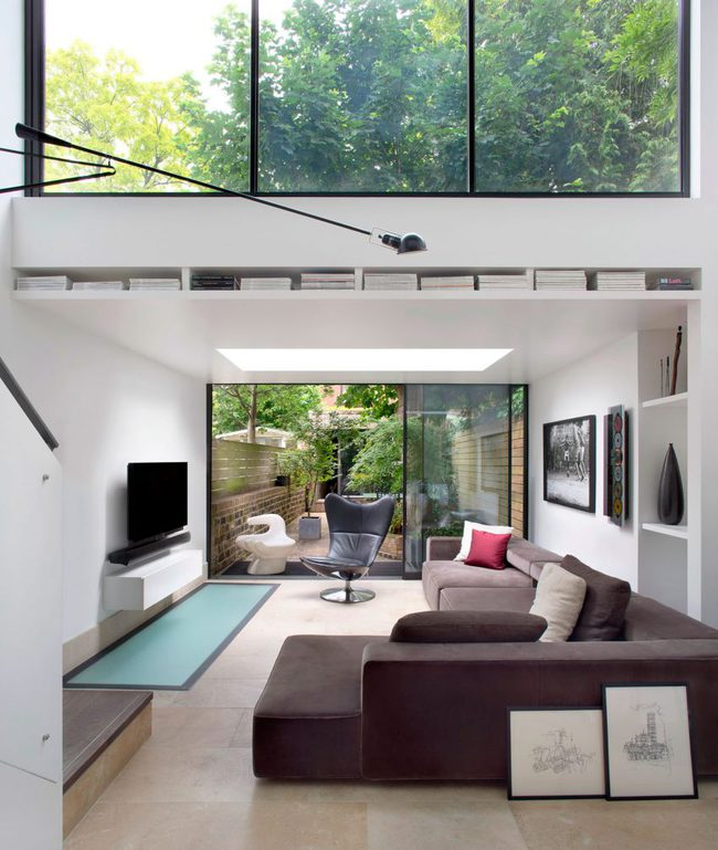 Ngôi nhà có thiết kế hoàn hảo dành cho các cô nàng độc thân - Ảnh 4.