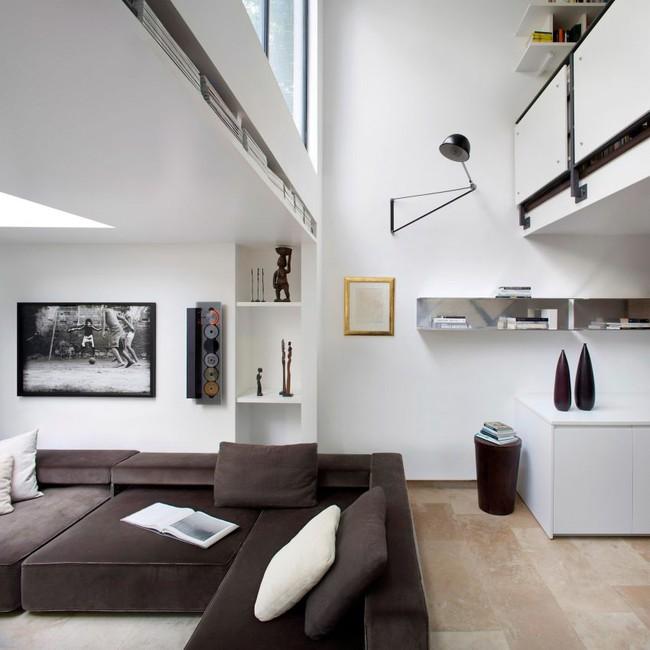 Ngôi nhà có thiết kế hoàn hảo dành cho các cô nàng độc thân - Ảnh 5.