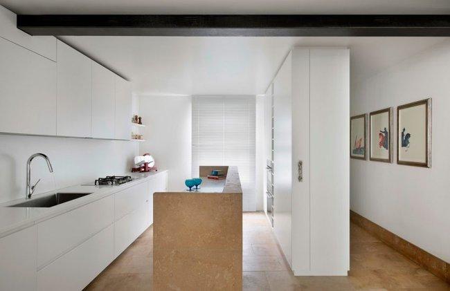 Ngôi nhà có thiết kế hoàn hảo dành cho các cô nàng độc thân - Ảnh 8.