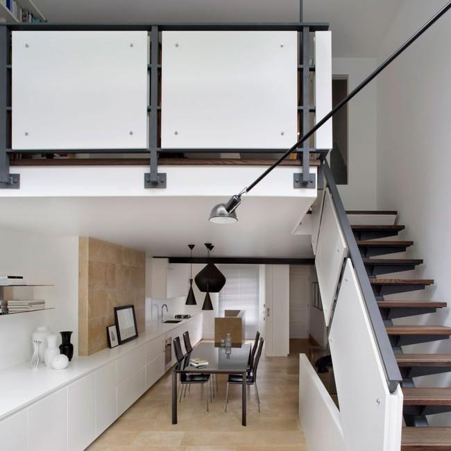 Ngôi nhà có thiết kế hoàn hảo dành cho các cô nàng độc thân - Ảnh 10.