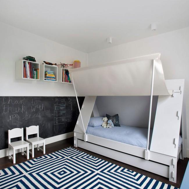 Ngôi nhà có thiết kế hoàn hảo dành cho các cô nàng độc thân - Ảnh 12.
