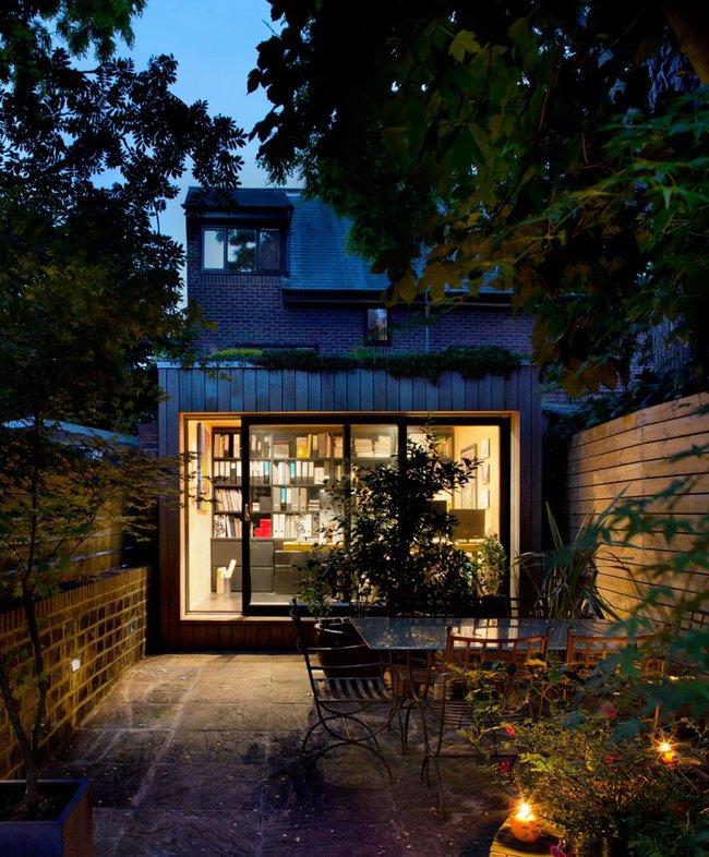 Ngôi nhà có thiết kế hoàn hảo dành cho các cô nàng độc thân - Ảnh 16.
