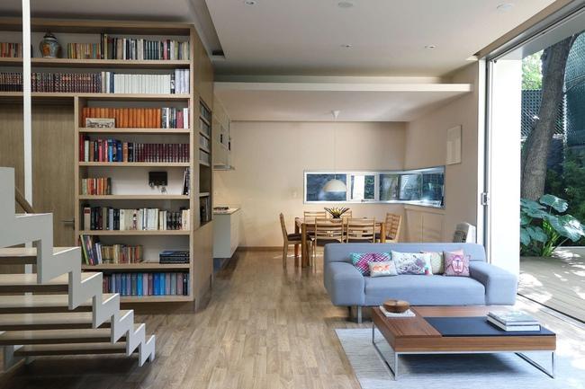 Giấc mơ về một ngôi nhà sinh thái, thân thiện với môi trường sẽ nằm trong tầm tay nhờ thiết kế nhà vô cùng hoàn hảo dưới đây - Ảnh 4.