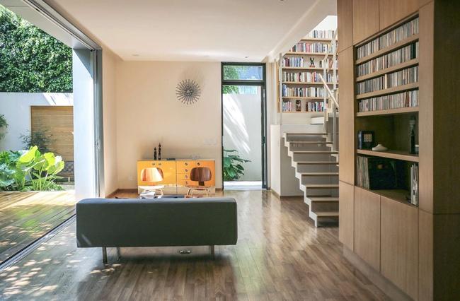 Giấc mơ về một ngôi nhà sinh thái, thân thiện với môi trường sẽ nằm trong tầm tay nhờ thiết kế nhà vô cùng hoàn hảo dưới đây - Ảnh 5.