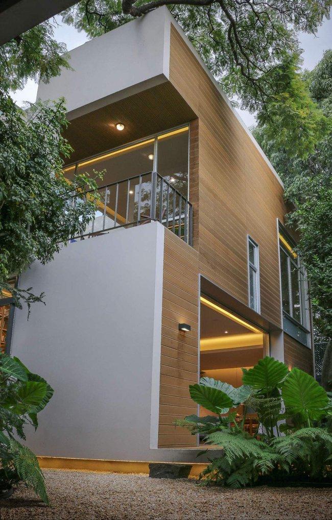 Giấc mơ về một ngôi nhà sinh thái, thân thiện với môi trường sẽ nằm trong tầm tay nhờ thiết kế nhà vô cùng hoàn hảo dưới đây - Ảnh 13.
