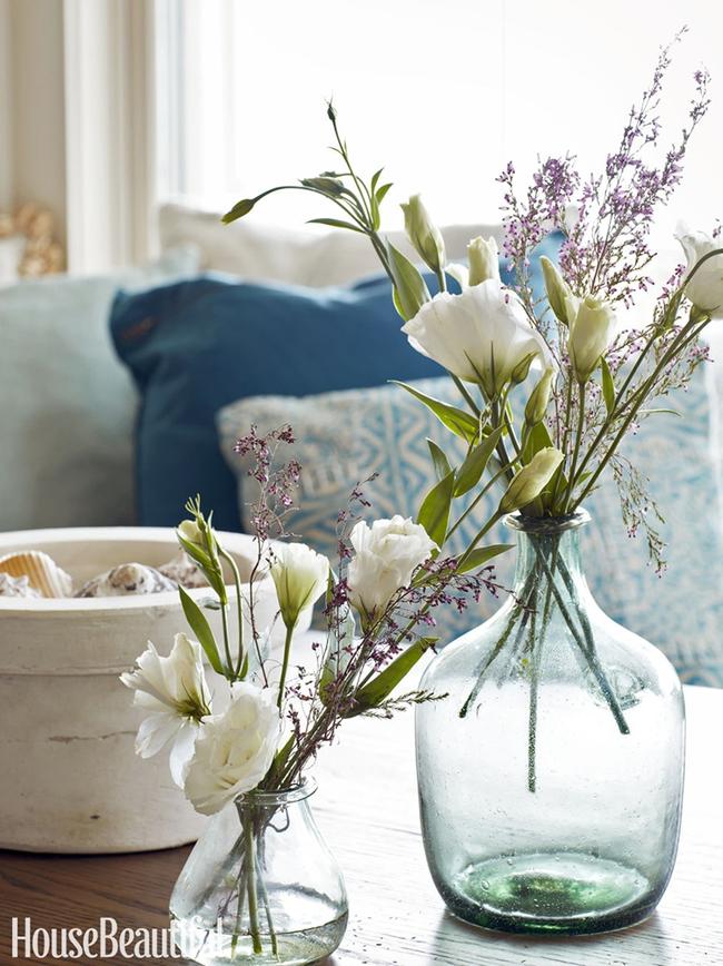 17 ý tưởng cắm hoa trang trí nhà đẹp phát hờn - Ảnh 4.
