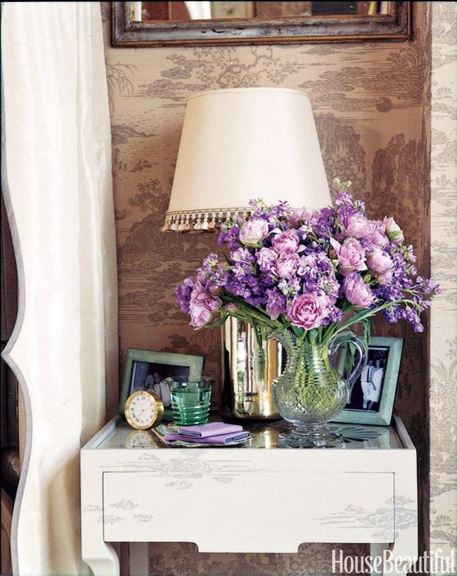 17 ý tưởng cắm hoa trang trí nhà đẹp phát hờn - Ảnh 12.