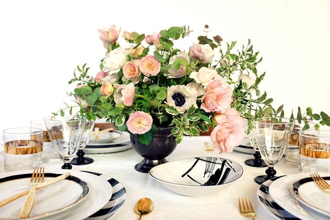 17 ý tưởng cắm hoa trang trí nhà đẹp phát hờn - Ảnh 18.