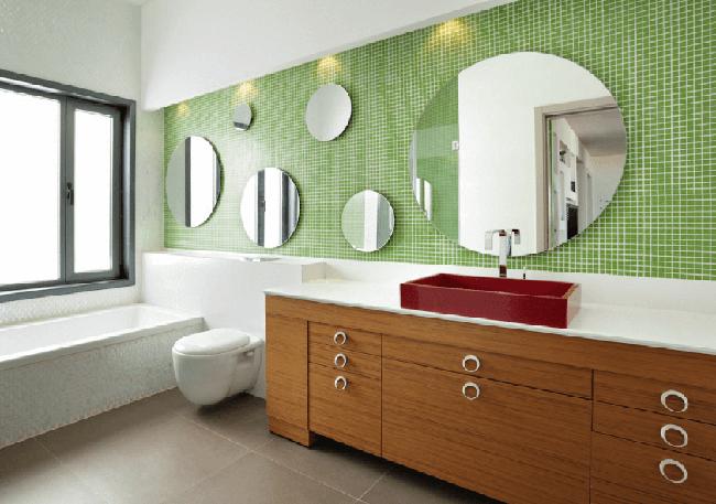 6 mẹo không thể chuẩn hơn giúp bạn chọn gương cho phòng tắm dễ dàng - Ảnh 3.