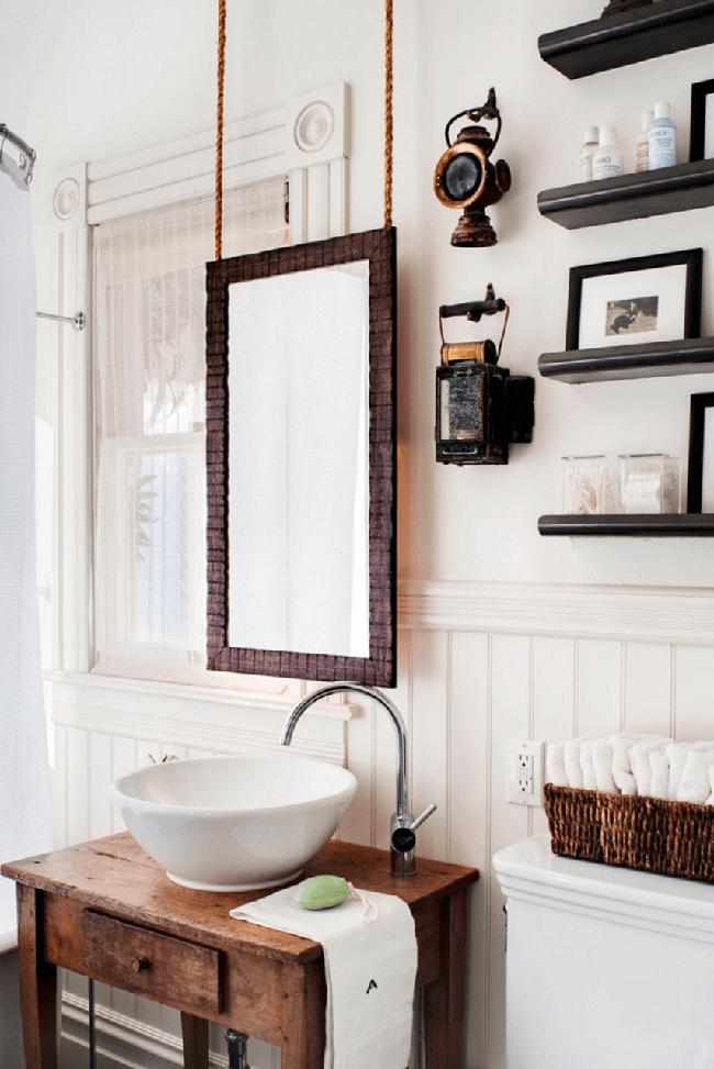 6 mẹo không thể chuẩn hơn giúp bạn chọn gương cho phòng tắm dễ dàng - Ảnh 4.