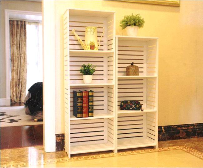 11 mẫu kệ lưu trữ giúp không gian sống của bạn chuẩn gọn như trong khách sạn - Ảnh 3.