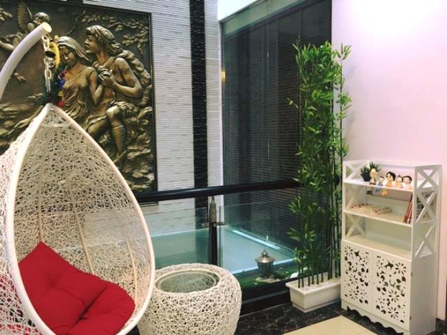 11 mẫu kệ lưu trữ giúp không gian sống của bạn chuẩn gọn như trong khách sạn - Ảnh 5.