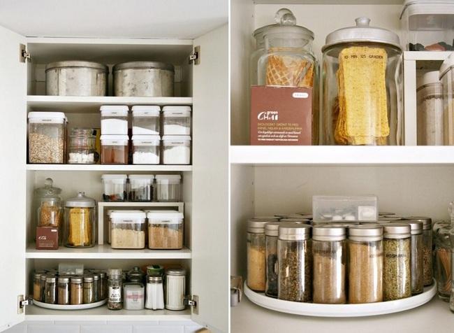 8 mẹo vặt giúp đồ dùng nhà bếp luôn gọn gàng và ngăn nắp - Ảnh 3.
