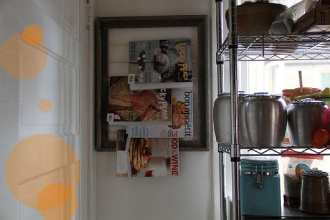 8 mẹo vặt giúp đồ dùng nhà bếp luôn gọn gàng và ngăn nắp - Ảnh 7.