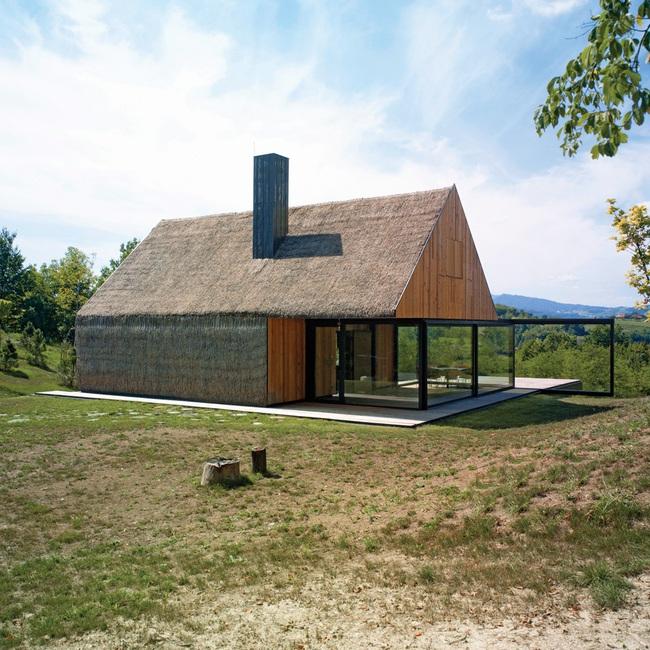 Vòng quanh thế giới ngắm những ngôi nhà mái tranh vừa đẹp mắt vừa lãng mạn - Ảnh 3.