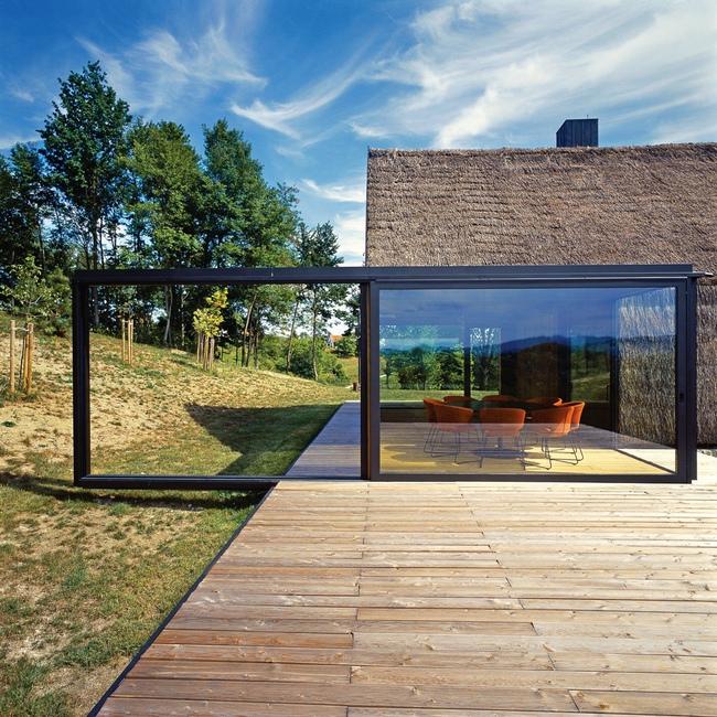 Vòng quanh thế giới ngắm những ngôi nhà mái tranh vừa đẹp mắt vừa lãng mạn - Ảnh 4.