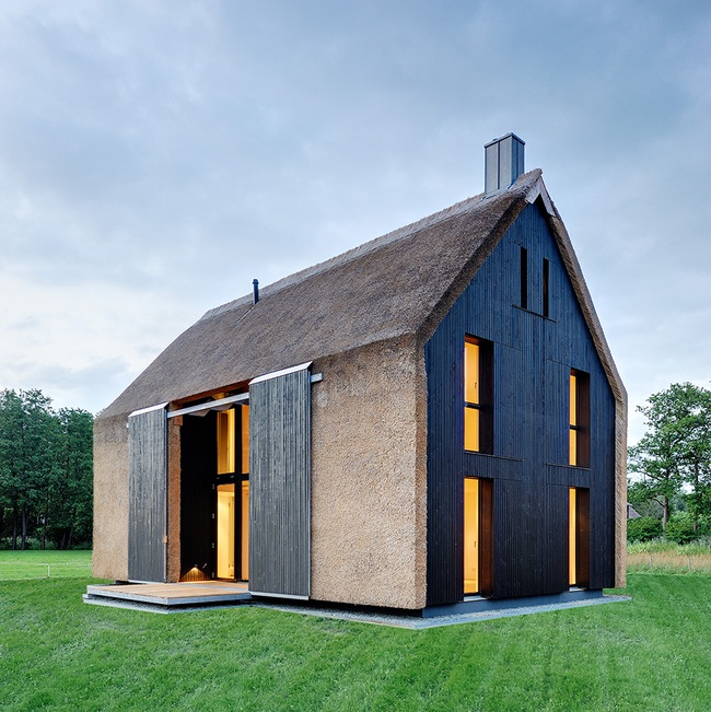 Vòng quanh thế giới ngắm những ngôi nhà mái tranh vừa đẹp mắt vừa lãng mạn - Ảnh 5.