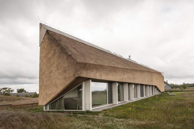Vòng quanh thế giới ngắm những ngôi nhà mái tranh vừa đẹp mắt vừa lãng mạn - Ảnh 11.