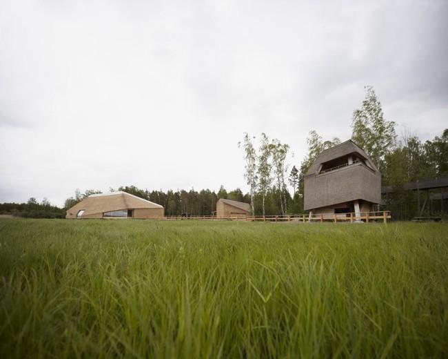 Vòng quanh thế giới ngắm những ngôi nhà mái tranh vừa đẹp mắt vừa lãng mạn - Ảnh 12.
