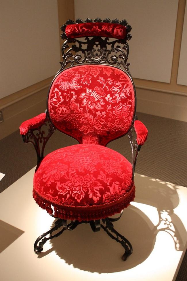 Những mẫu ghế dù trải qua hàng trăm năm vẫn giữ nguyên độ hot   - Ảnh 13.