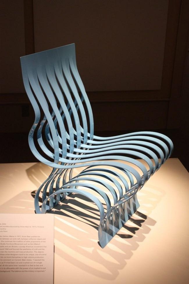 Những mẫu ghế dù trải qua hàng trăm năm vẫn giữ nguyên độ hot   - Ảnh 14.