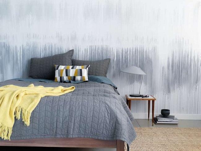 Bạn sẽ có một phòng ngủ thật phong cách nếu biết những cách sơn tường này - Ảnh 5.