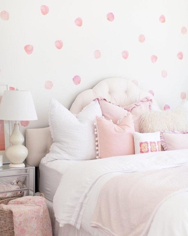 Bạn sẽ có một phòng ngủ thật phong cách nếu biết những cách sơn tường này - Ảnh 6.