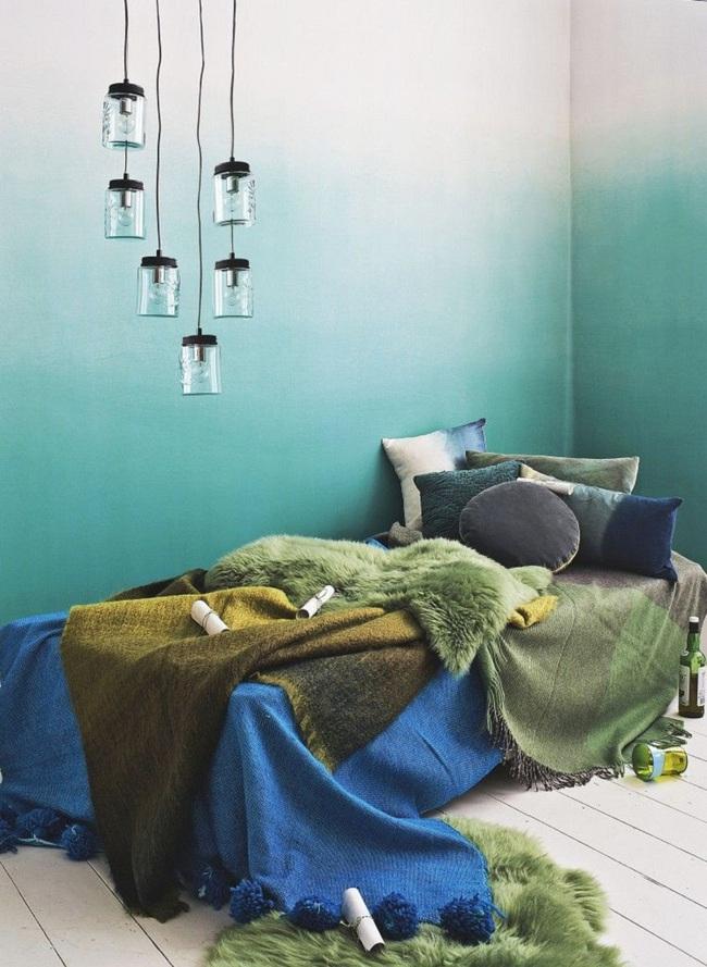 Bạn sẽ có một phòng ngủ thật phong cách nếu biết những cách sơn tường này - Ảnh 7.