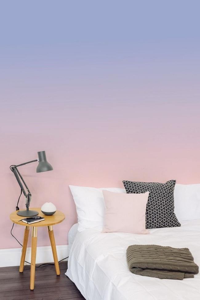 Bạn sẽ có một phòng ngủ thật phong cách nếu biết những cách sơn tường này - Ảnh 8.