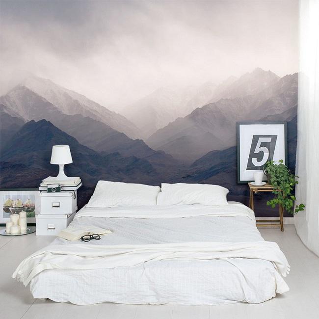 Bạn sẽ có một phòng ngủ thật phong cách nếu biết những cách sơn tường này - Ảnh 9.