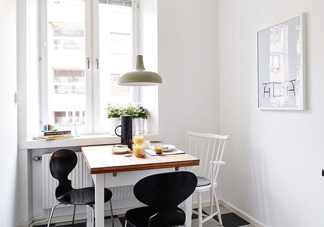 Căn hộ chỉ 10m² nhưng được bố trí nội thất chuẩn nên vẫn đẹp lung linh - Ảnh 7.