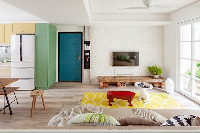 Căn hộ 25m² với cách bố trí nội thất đẹp không có chỗ chê - Ảnh 2.