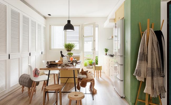 Căn hộ 25m² với cách bố trí nội thất đẹp không có chỗ chê - Ảnh 5.