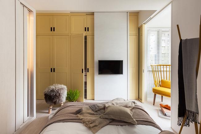 Căn hộ 25m² với cách bố trí nội thất đẹp không có chỗ chê - Ảnh 6.
