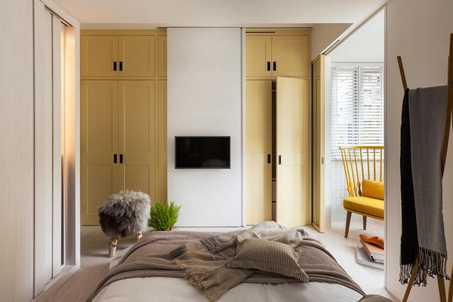 Căn hộ 25m² với cách bố trí nội thất đẹp không có chỗ chê - Ảnh 7.
