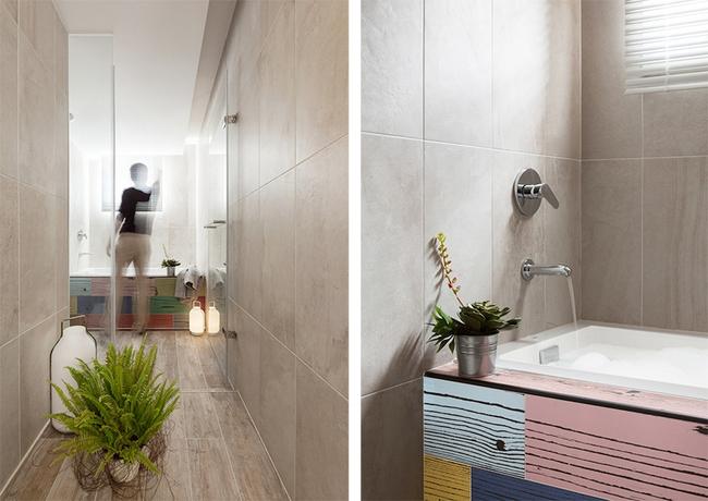 Căn hộ 25m² với cách bố trí nội thất đẹp không có chỗ chê - Ảnh 10.
