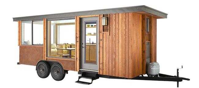 Ngôi nhà gỗ bên ngoài thì giản dị, bên trong lại lãng mạn đến bất ngờ - Ảnh 2.