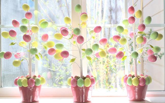 11 cách tận dụng vỏ trứng để trang trí nhà - giải pháp vừa rẻ vừa độc đáo đến khó tin - Ảnh 2.