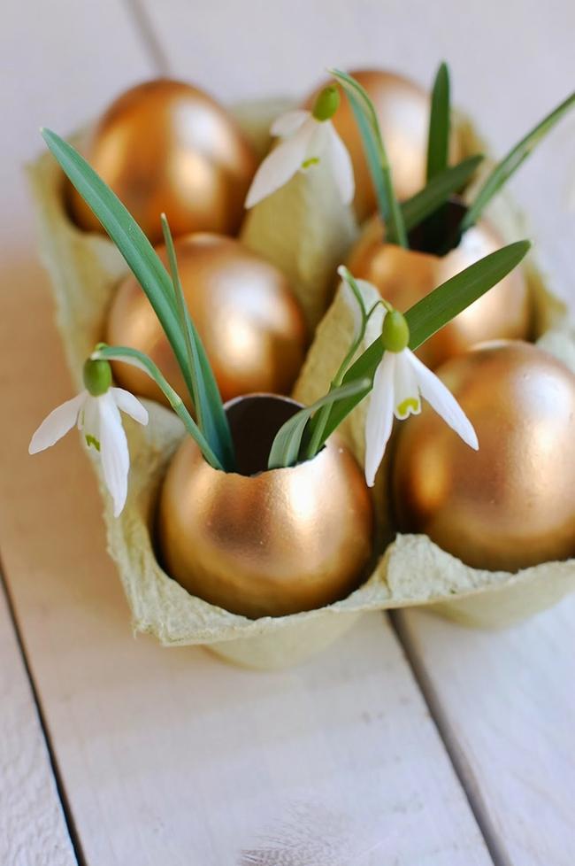 11 cách tận dụng vỏ trứng để trang trí nhà - giải pháp vừa rẻ vừa độc đáo đến khó tin - Ảnh 9.