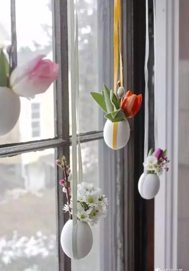 11 cách tận dụng vỏ trứng để trang trí nhà - giải pháp vừa rẻ vừa độc đáo đến khó tin - Ảnh 11.
