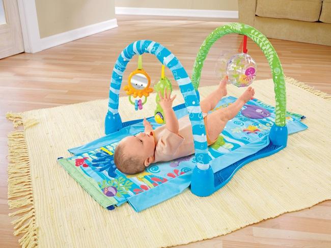 3 bài tập phát triển thể lực cho trẻ sơ sinh bố mẹ không nên bỏ qua - Ảnh 2.