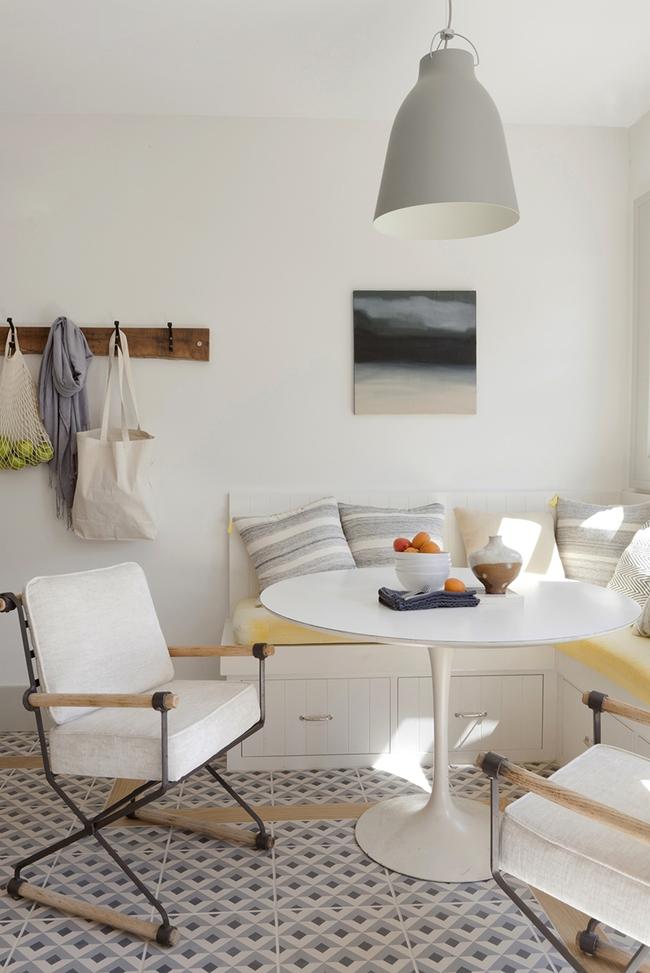 29 mẫu bàn ghế ăn khiến phòng ăn nhà bạn từ nhỏ hóa rộng thênh thang   - Ảnh 5.