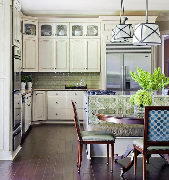 29 mẫu bàn ghế ăn khiến phòng ăn nhà bạn từ nhỏ hóa rộng thênh thang   - Ảnh 7.