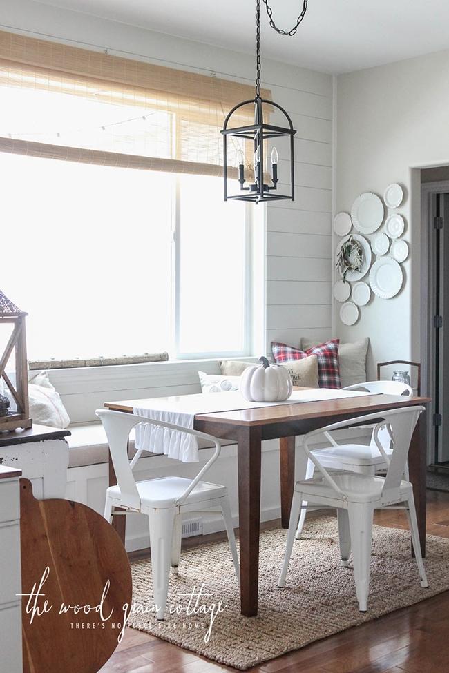 29 mẫu bàn ghế ăn khiến phòng ăn nhà bạn từ nhỏ hóa rộng thênh thang   - Ảnh 8.