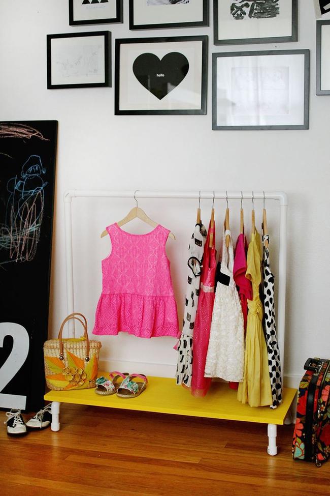 Mách bạn cách sắp xếp tủ quần áo cho bé để nhà luôn ngăn nắp - Ảnh 5.