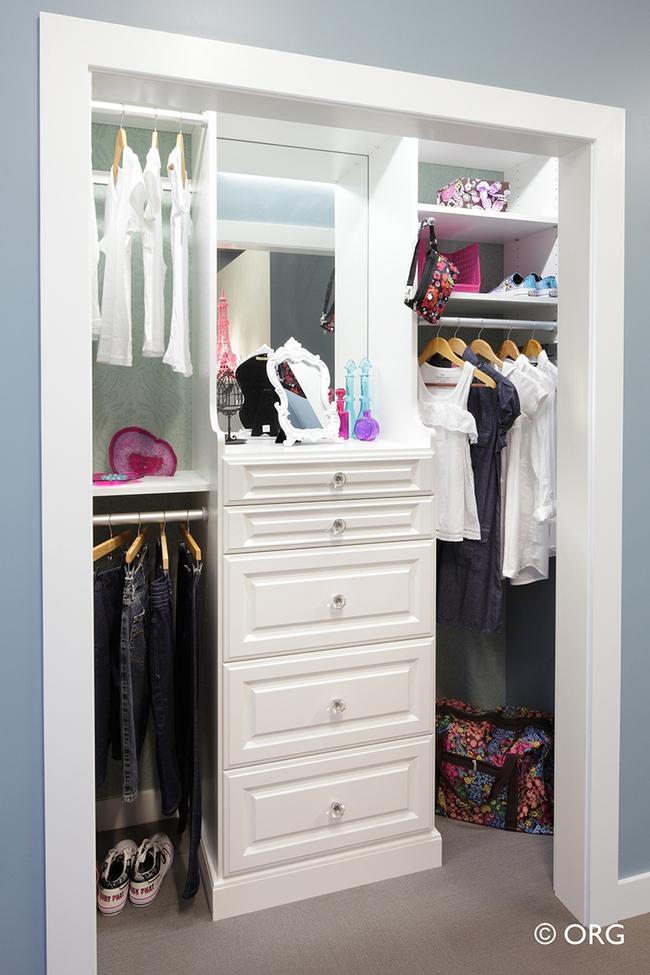 Những mẫu tủ quần áo giúp phòng của bé luôn gọn gàng và đẹp đẽ - Ảnh 5.