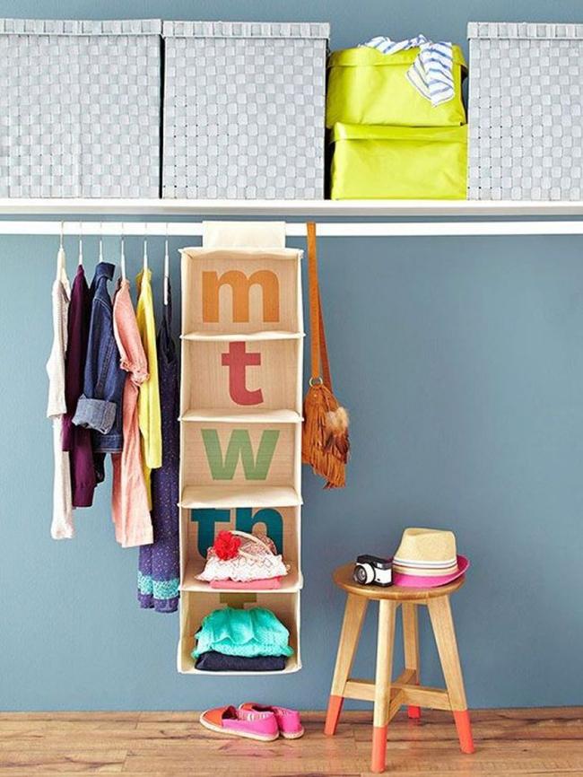 Những mẫu tủ quần áo giúp phòng của bé luôn gọn gàng và đẹp đẽ - Ảnh 16.