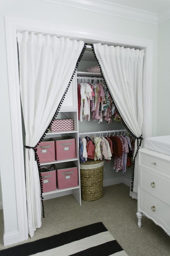 Những mẫu tủ quần áo giúp phòng của bé luôn gọn gàng và đẹp đẽ - Ảnh 17.
